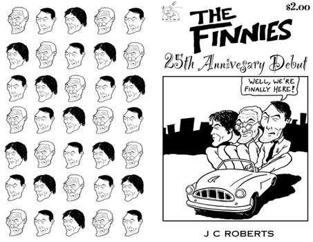25th Anniversary Debut cover by FinnieJr