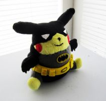 Batchu Plush by Chochomaru