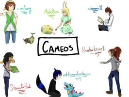 Cameo Page by Fantasylover64