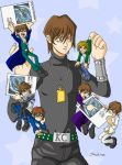 Attack of the Chibi Kaiba Army by viciousSHADi