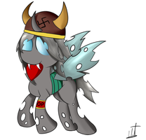 Changeling Rolf by almaustral