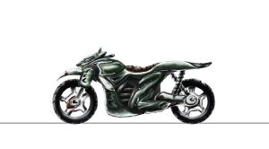 Animal Motorcycle by Drawer888