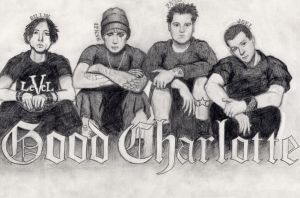 Good Charlotte by Framia