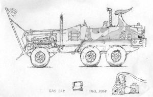 Mad Max 3A by BROKENHILL