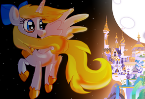 Princess Sunstar by Zoiby