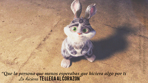 Wallpaper's ROTG Frases 01.~ Te llega al corazon by Solita-San