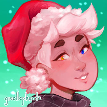 Winter Icon by gisellephants