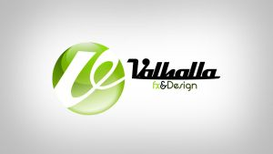 Valhalla FX and Design - Unofficial Logo by D-Costarelo