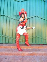 I-no Cosplay - Guilty Gear by cecylicious