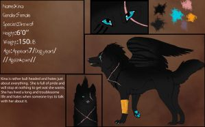 Kina Ref. Sheet by TheMoon122