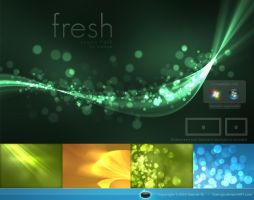 Fresh - Logon Pack by Stamga
