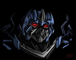 Thundercracker by Deceptigirl