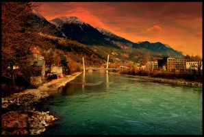 Salzach by MoreSmile