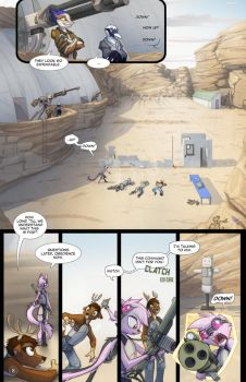Dreamkeepers Saga page 326 by Dreamkeepers