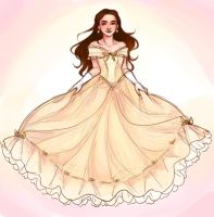 Ball gown by Kosamy