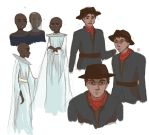 Wheel of time - sketches by 4liceg