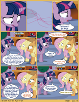 MLP The Rose Of Life pag 23 (English) by j5a4