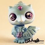 Chibi Anivia LoL LPS by thatg33kgirl