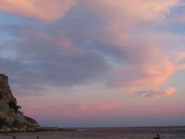 Cotton Candy Clouds at Cassis by brillante