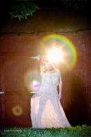 Natalie in the light by fizzle017