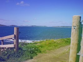 Walk on the scilly isles by V1RU5-KID