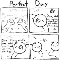 Perfect Day by SlamBradley