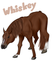 And A Stall Full of Whiskey by hbrqueen