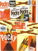 Pocky Time by payne-the-forgotten