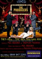 The Producers Poster C by crazy13