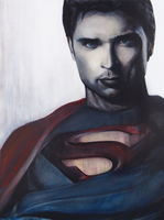 MAN OF STEEL by Martinkumnick