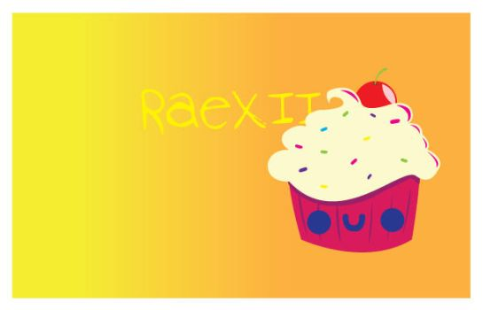 Cupcake number T w o by RaeXII