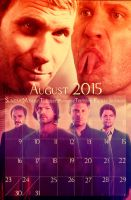 August - 2015 by angiezinha