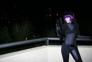 Kusanagi 5 by Neon-Stitches