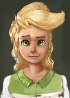 Another Applejack by AssasinMonkey