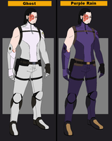 Overwatch OC: Roy Brody - Epic Skins by maurawilson