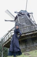 Stock - Victorian Lady mill gothic by S-T-A-R-gazer