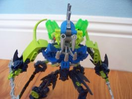 Bionicle Garnuk by jumpstartautobot