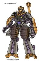 Movie Style Blitzwing by Okida
