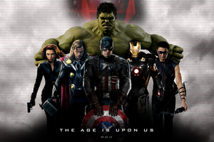 Marvel's THE AVENGERS: AGE OF ULTRON - BANNER I by MrSteiners