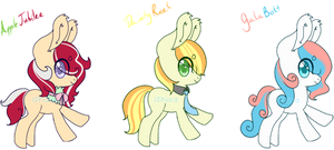 Random Pon Adopts 3 - Auction | +CLOSED+ by iShisa