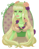 MH: Cameo style Juniper by SnowFright