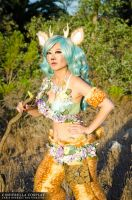 Forest Faun by cindyrellacosplay