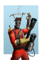 Team Fortress 2: Meet the Toasty Twig! by Comedic44