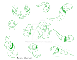Search snake sketches by zavraan