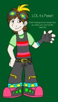 Peter tiem by darlimondoll