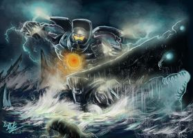PACIFIC RIM by Virus-91