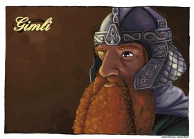 Gimli by madelief