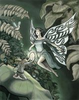 The Fairy Queen by sequentialscott