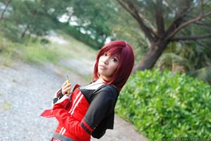Kairi Valor - Thinking of You by riotfaerie