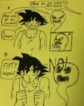 why demon possession doesn't work on Goku by Colliequest